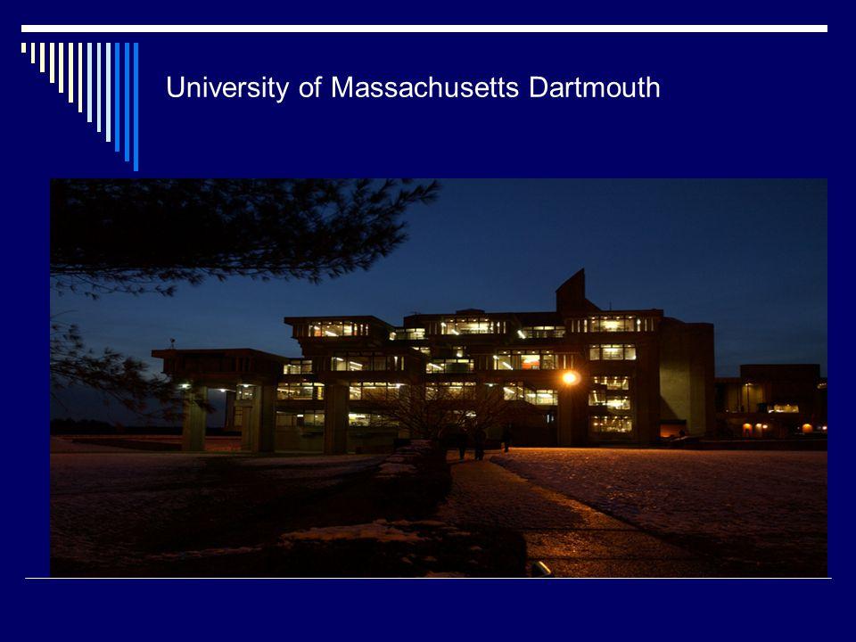 University of Massachusetts Dartmouth