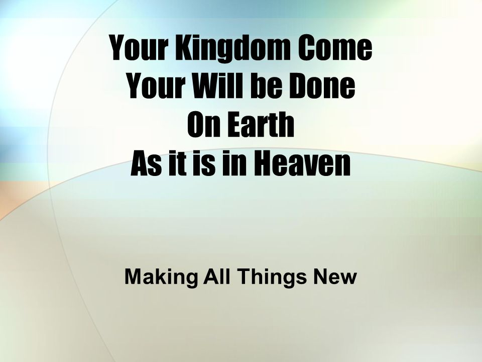 Kingdom Consummated This Age The Age to Come