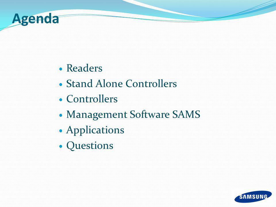 System Configuration TCP/IP Database (MS SQL) Application SAMS Basic(Pro) Lite Application SAMS Basic(Pro) Comm.