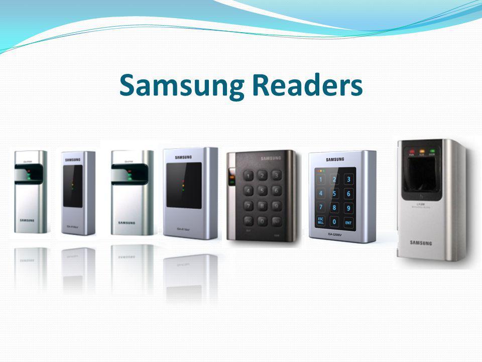 Samsung Readers