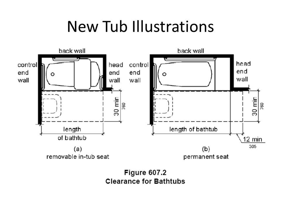 New Tub Illustrations