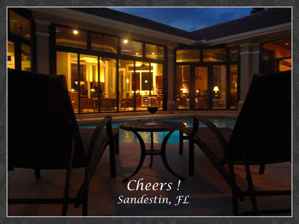 Cheers ! Sandestin, FL
