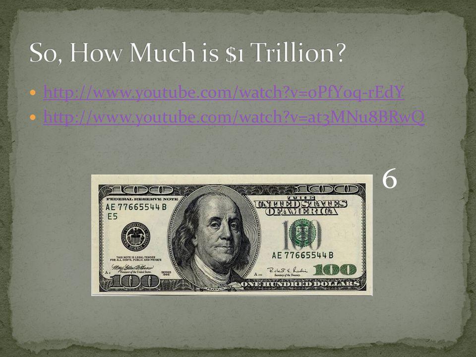 http://www.youtube.com/watch?v=oPfY0q-rEdY http://www.youtube.com/watch?v=at3MNu8BRwQ 6