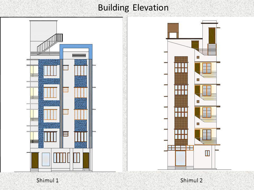 Building Elevation Shimul 1Shimul 2