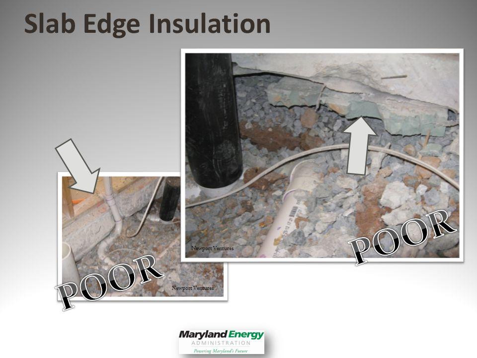 Slab Edge Insulation Newport Ventures