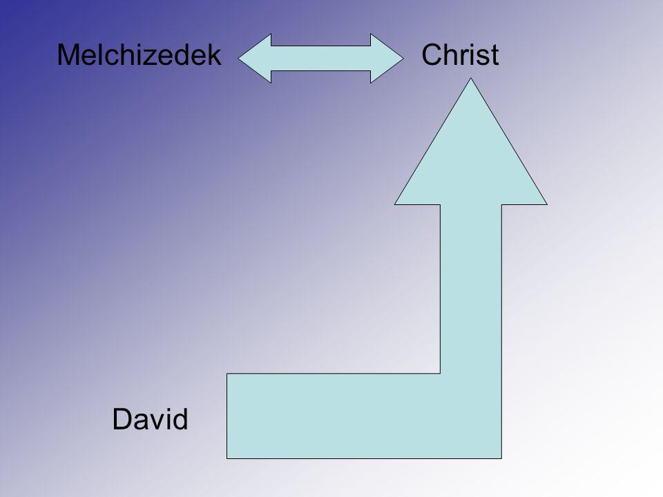 David ChristMelchizedek