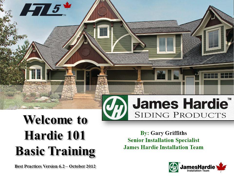 Installation Best Practices 6.2 Begin the HardieTrim Installation Requirements Knowledge Test
