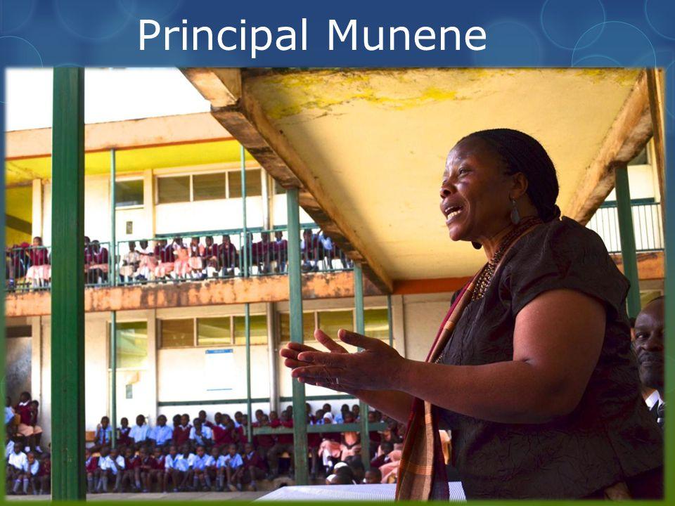 Principal Munene