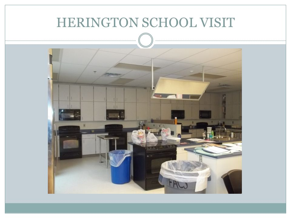 HERINGTON SCHOOL VISIT