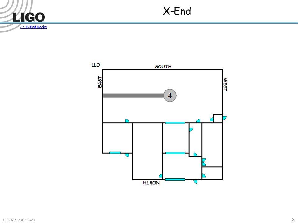 << X-End Racks LIGO-D1201292-V3 8 X-End