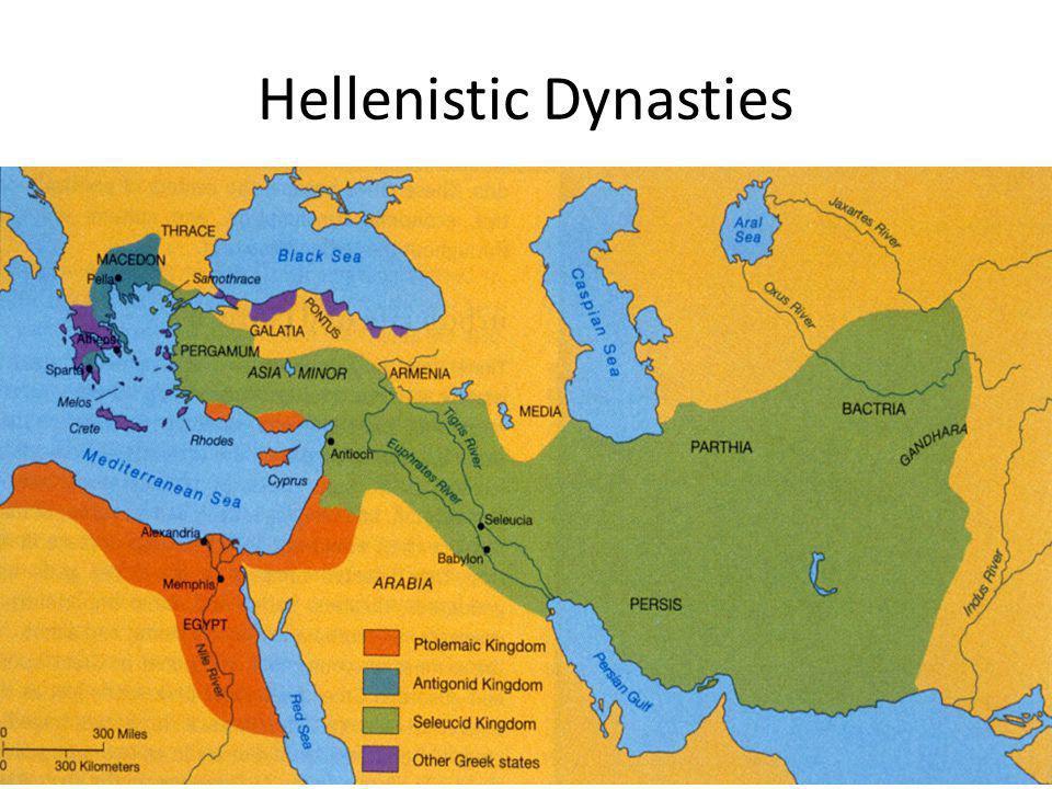 Hellenistic Dynasties