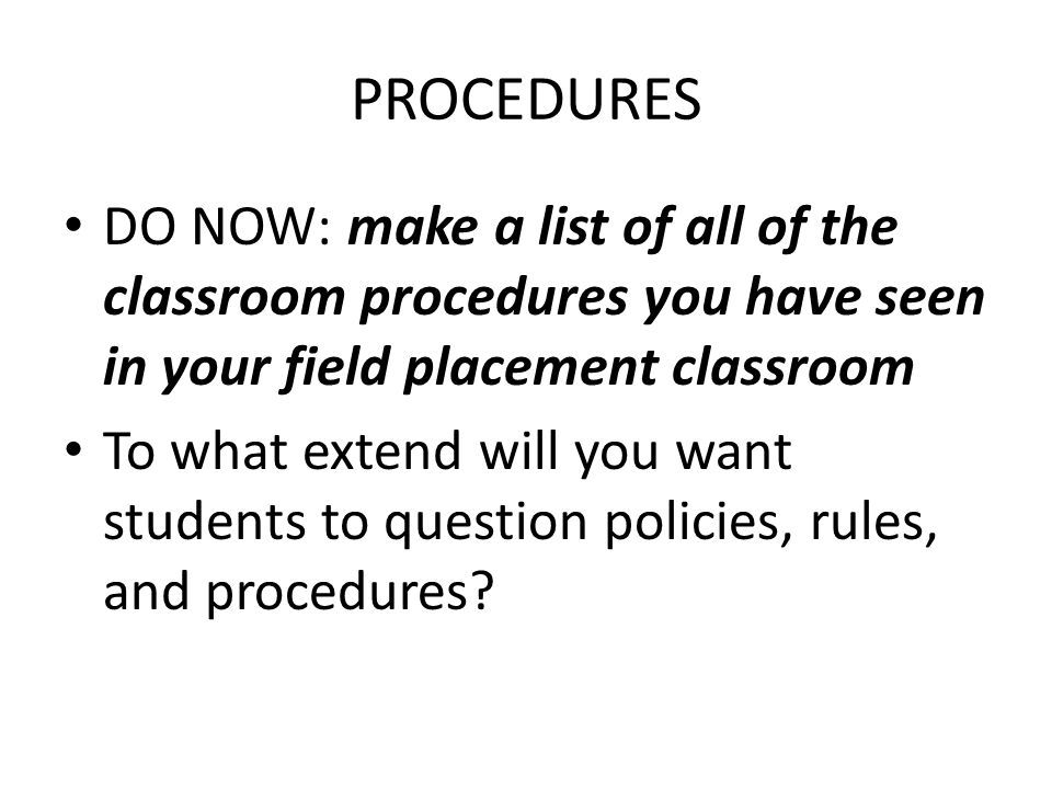 LIMITING PASSES Why are students leaving your room.