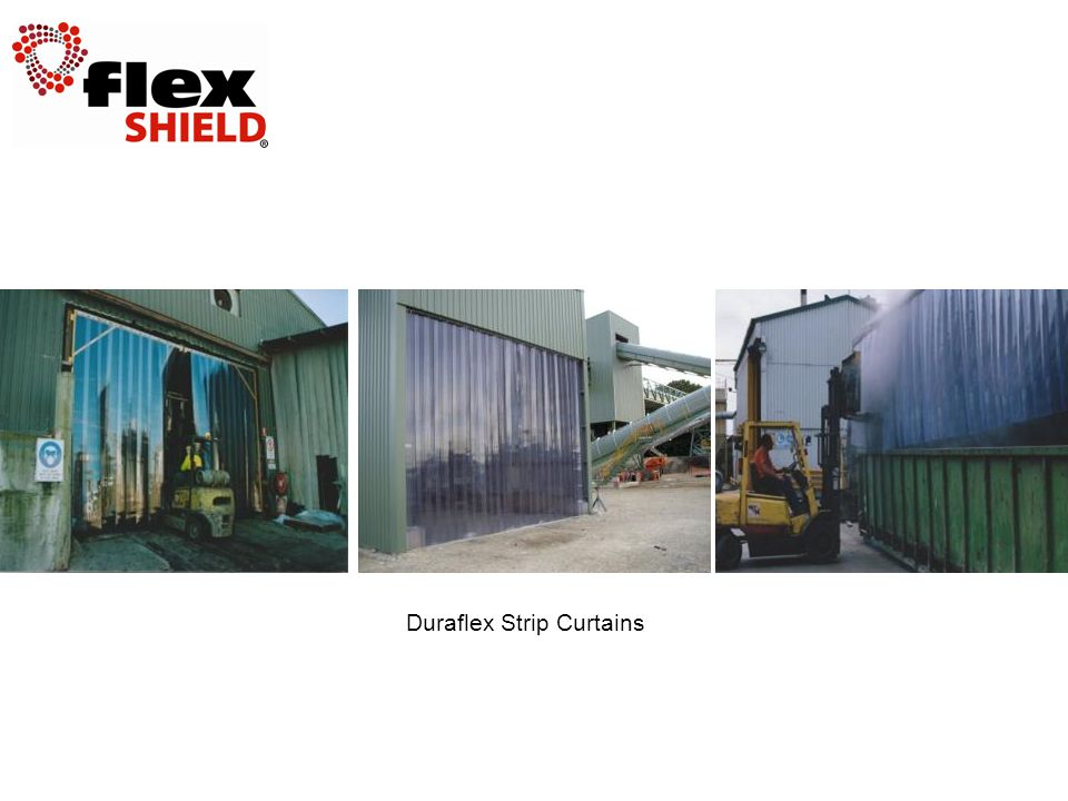 Duraflex Strip Curtains