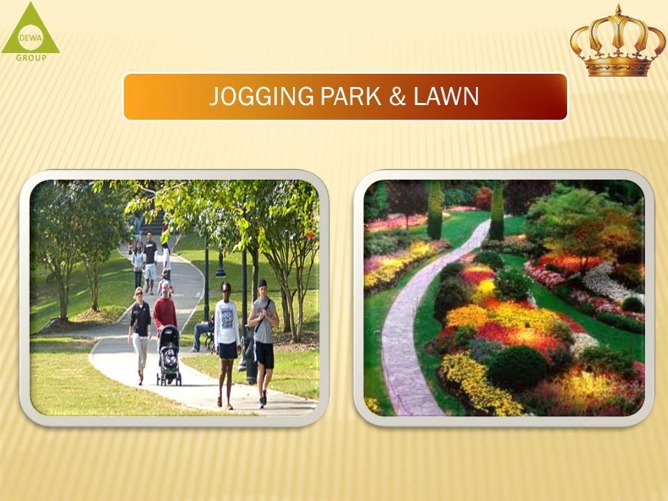 JOGGING PARK & LAWN