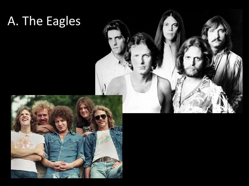 A. The Eagles