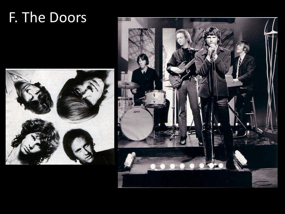 F. The Doors