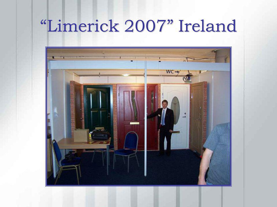 Limerick 2007 Ireland