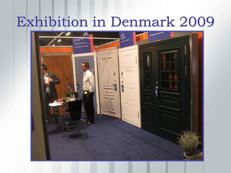 Exhibition in Denmark 2009