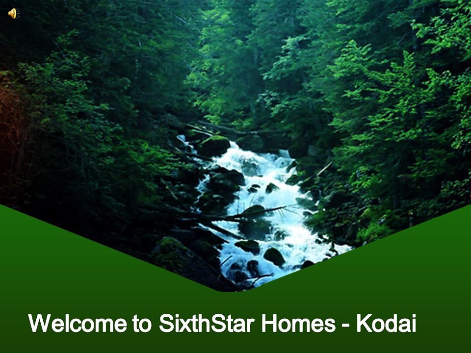 SIXTHSTARs - KODAI Constructed Dream Villa in Kodai Next to Actor Dr.