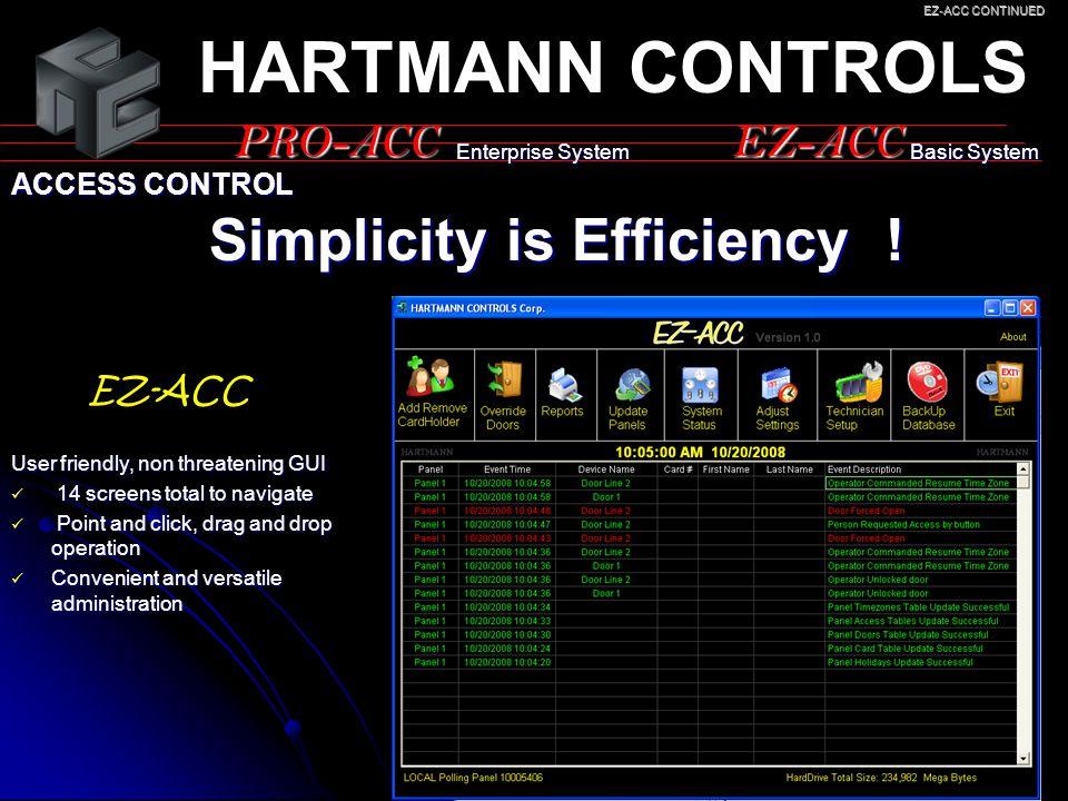 Simplicity is Efficiency .Simplicity is Efficiency .