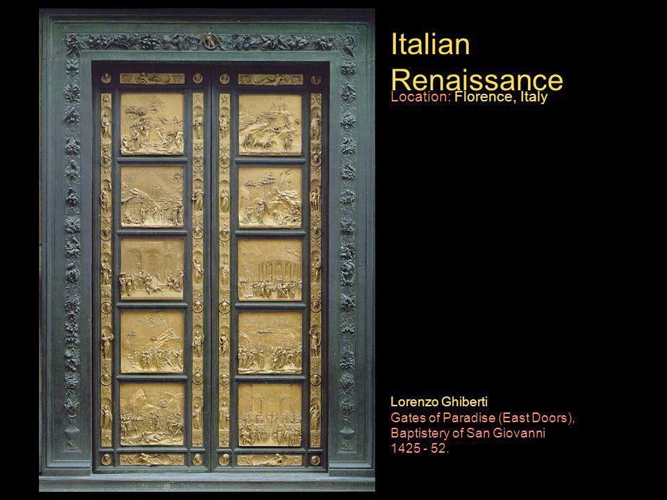Key Concepts: Naturalism and Classicism Michelangelo, Battle of Cascina (closeup) 1505 Cartoon