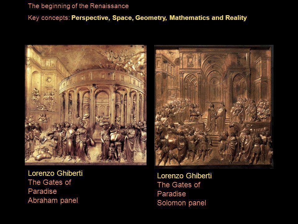 Botticelli The Birth of Venus (1482 -1486)