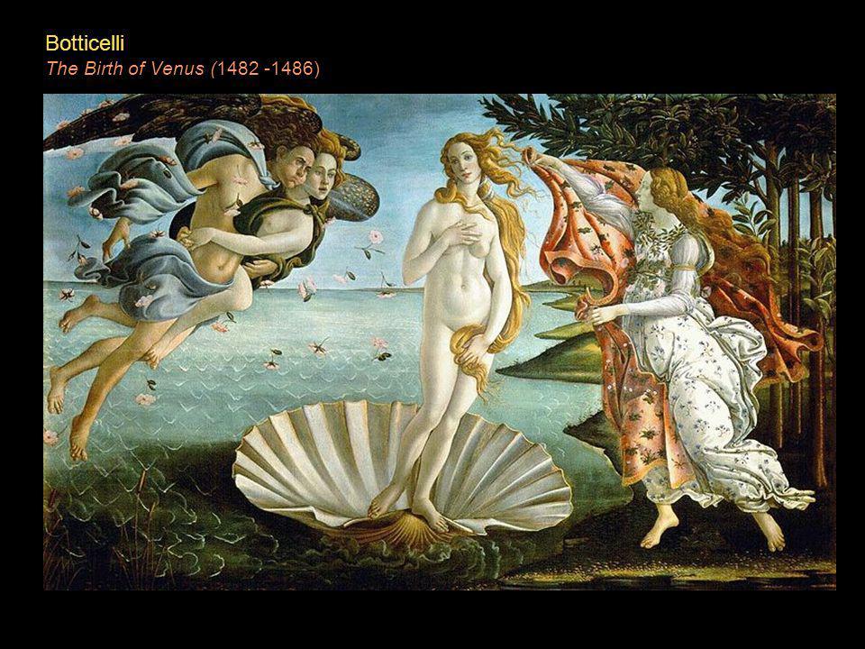 Key Concept: The New Artist Leonardo Da Vinci (1452-1519) Seff-portrait c. 1515