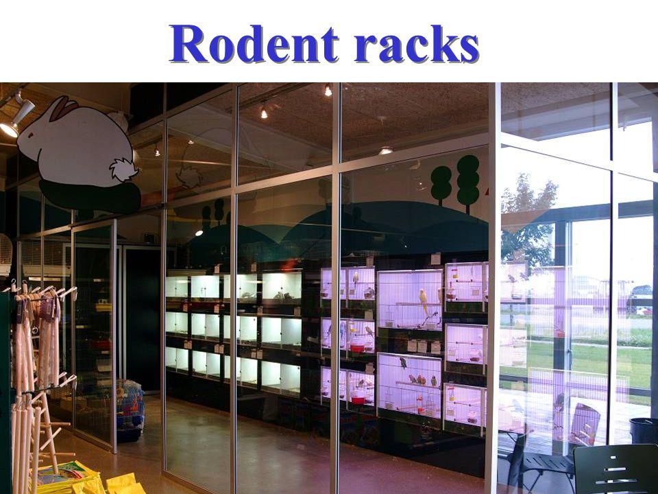 Terrarium racks