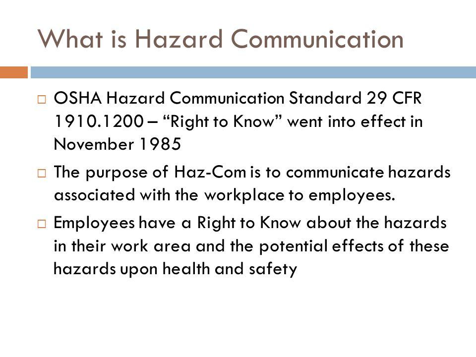 NFPA Diamonds 4 = Deadly Hazard 3 = Severe Hazard 2 = Moderate Hazard 1 = Slight Hazard 0 = No Hazard