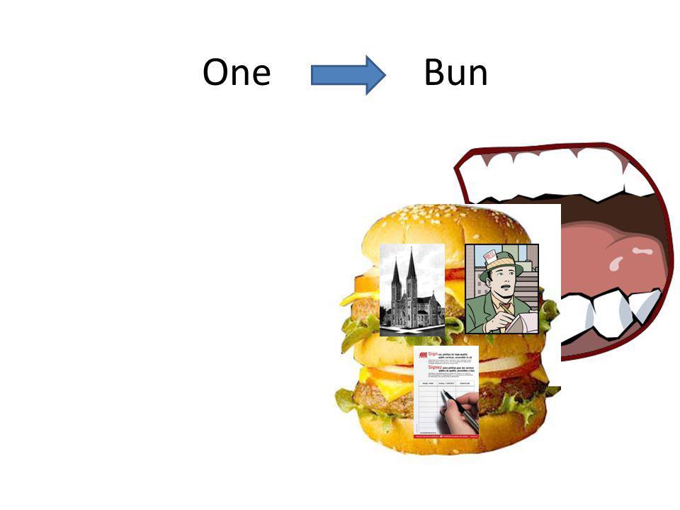 One Bun