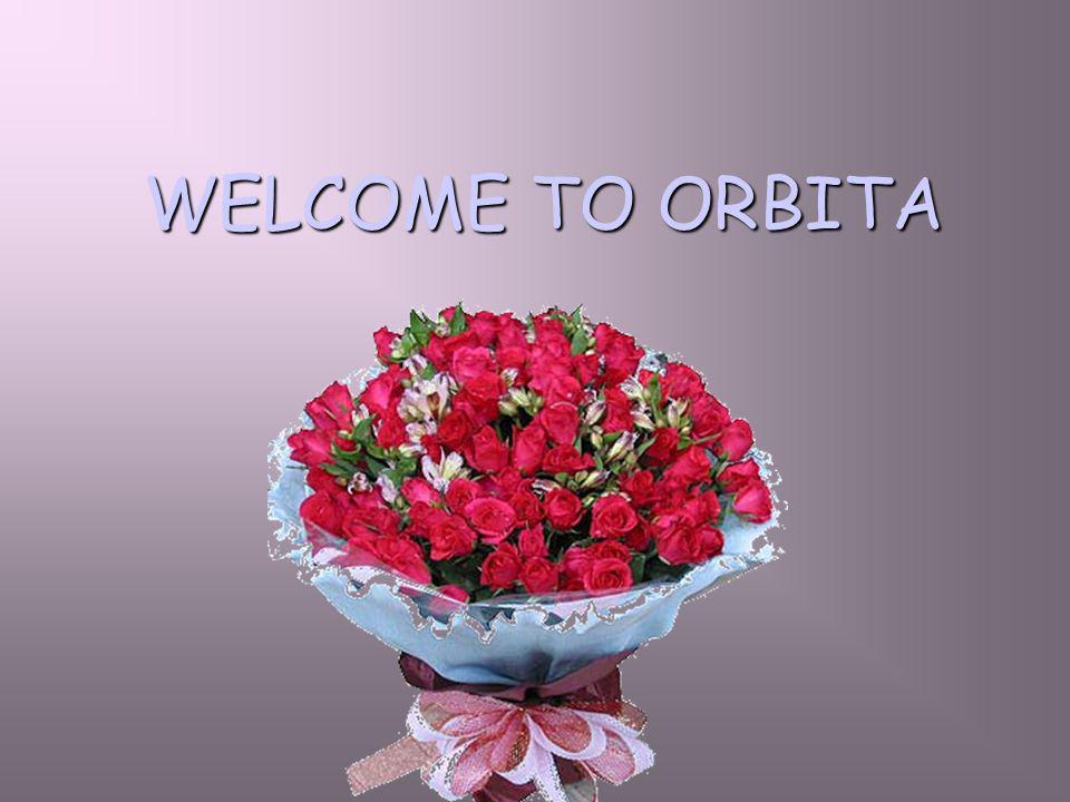 WELCOME TO ORBITA