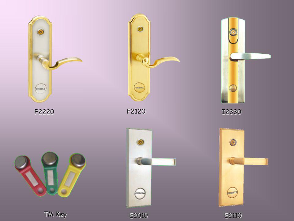 F2220 F2120 I2330 E2010E2110 TM Key