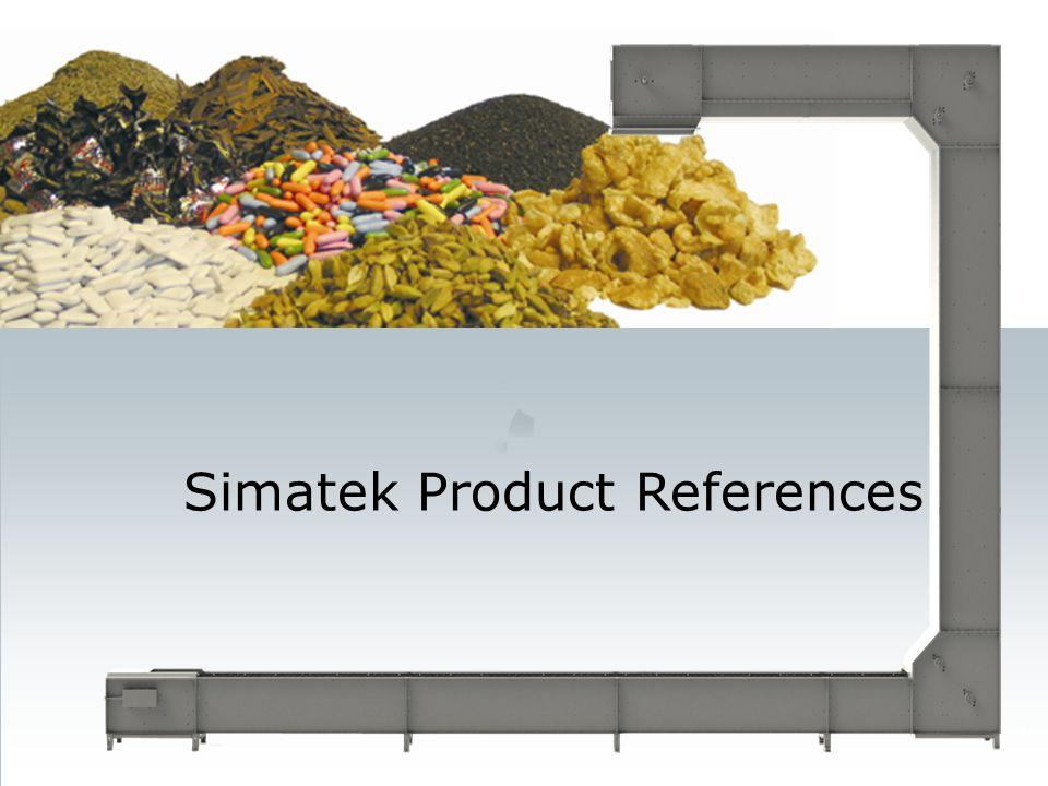 Simatek Product References