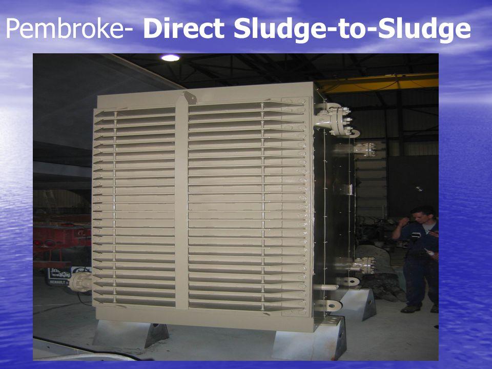 Pembroke- Direct Sludge-to-Sludge