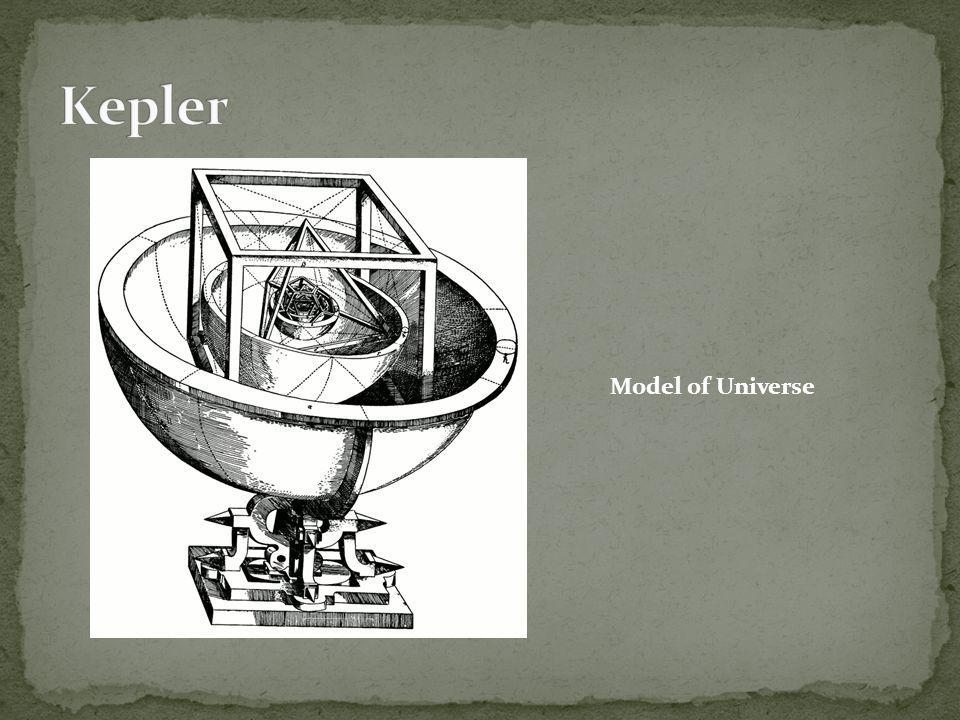 Model of Universe