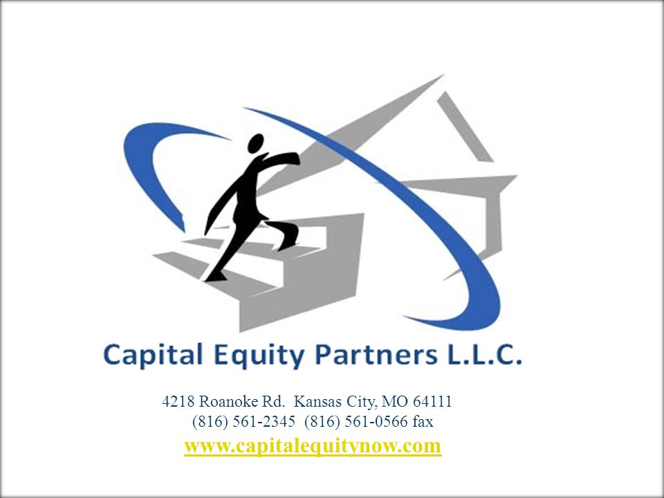 © Copyright 8/2009-Capital Equity Partners, LLC All interior walls and ceilings will be painted.