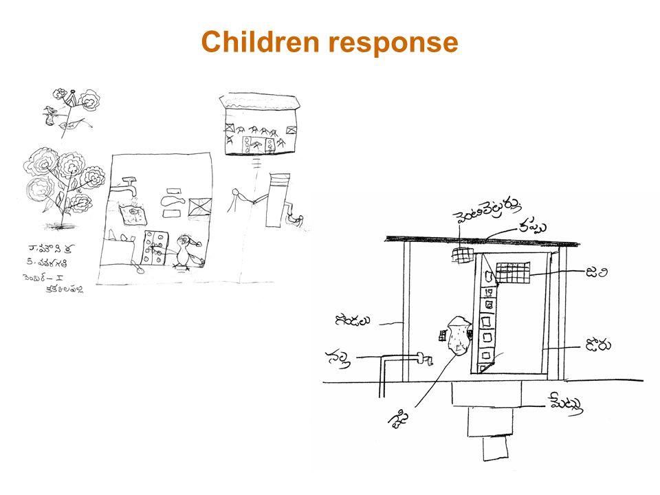 Children response