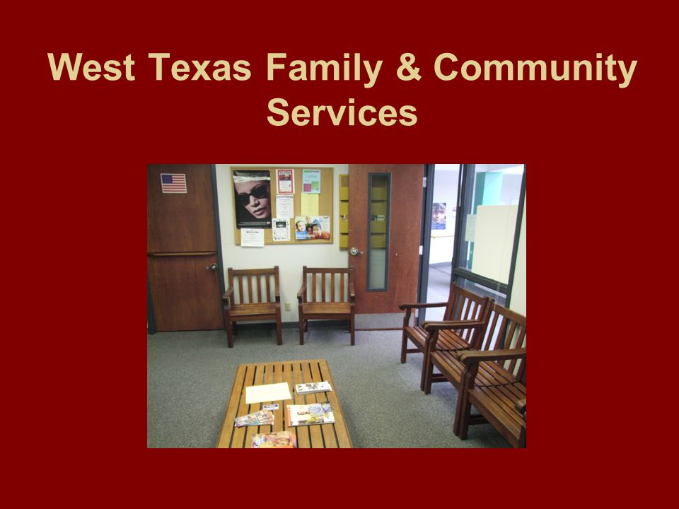 West Texas Family & Community Services