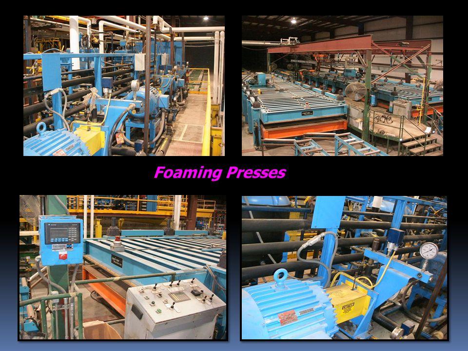 Foaming Presses
