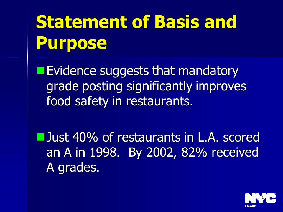46 What happens to the grade if the Health Department receives a complaint about a restaurant.