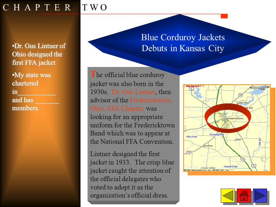 T he official blue corduroy jacket was also born in the 1930s.
