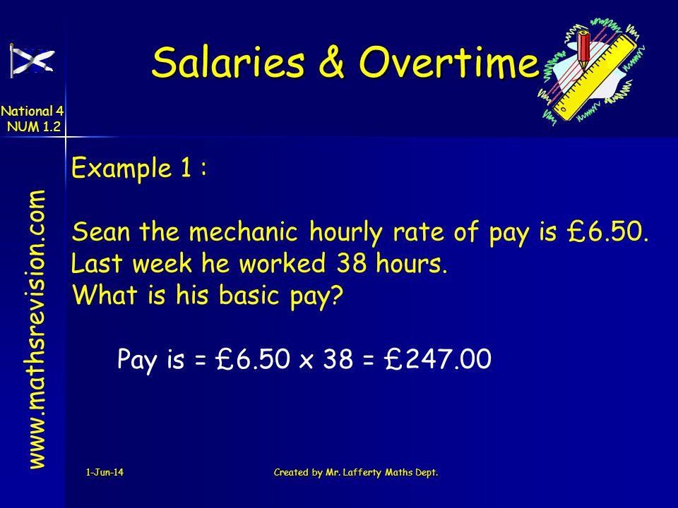 1-Jun-14Created by Mr.Lafferty Maths Dept. Starter Questions Q1.
