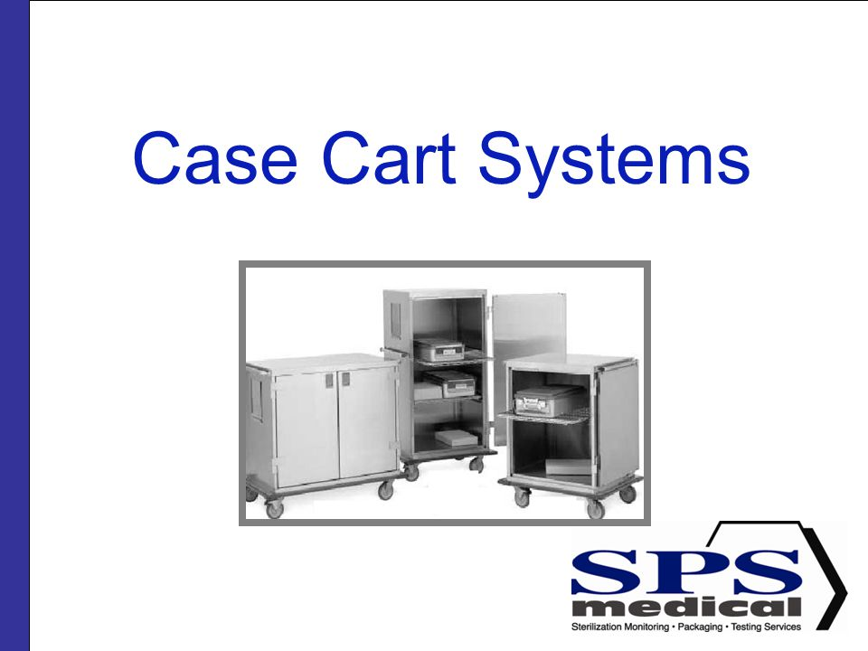 The Implementation Process Determine how many Stand-By emergency carts you will need.
