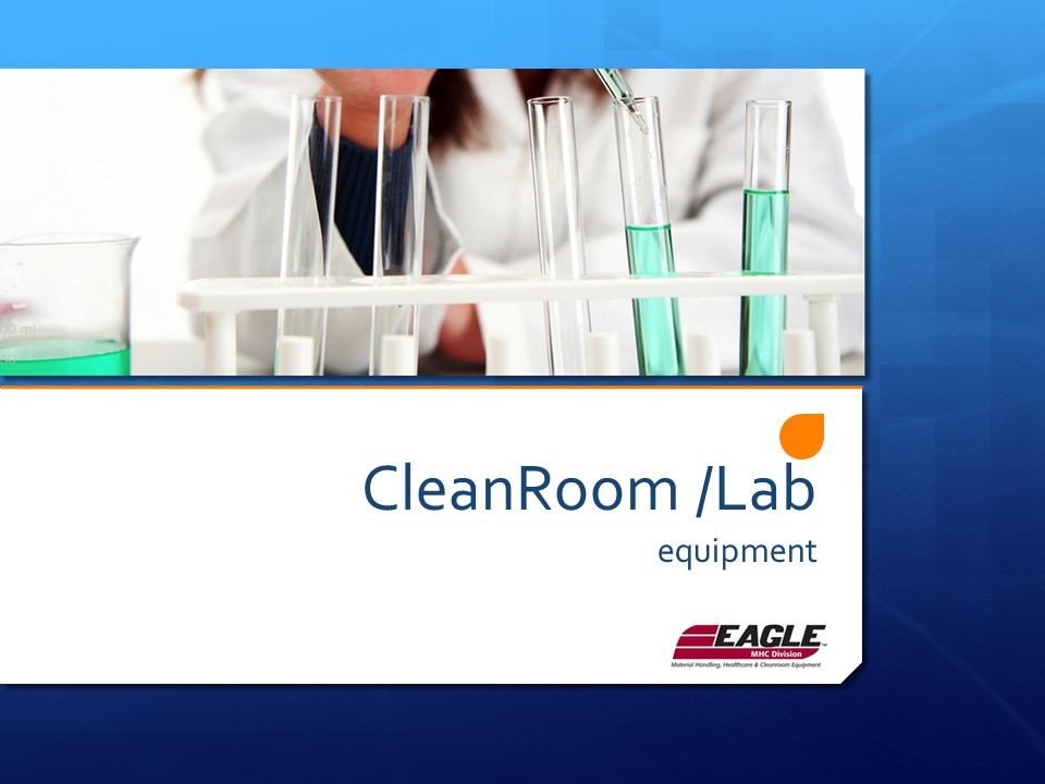 CleanRoom /Lab equipment