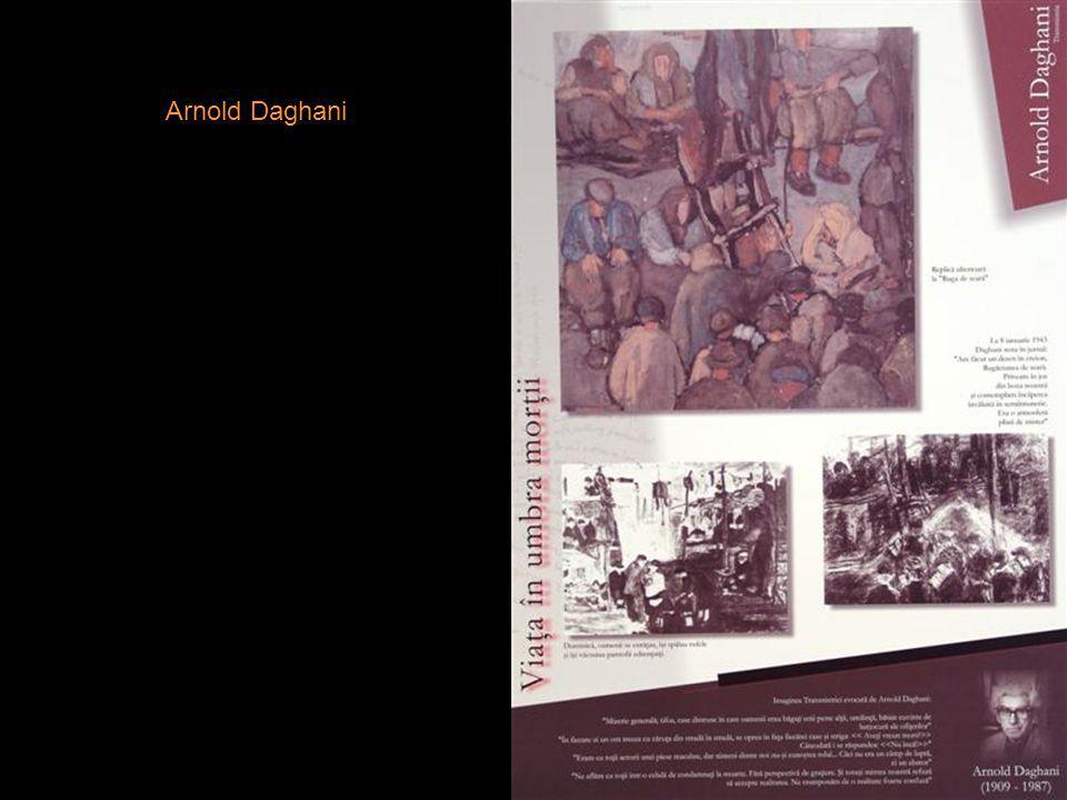 Arnold Daghani