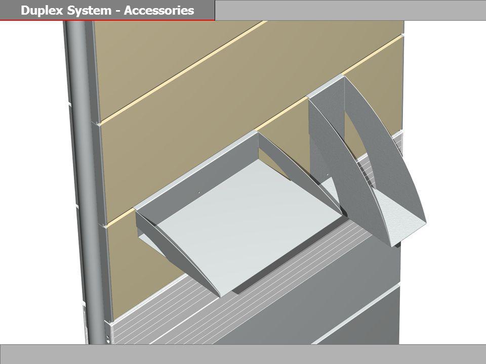 Duplex System - Accessories