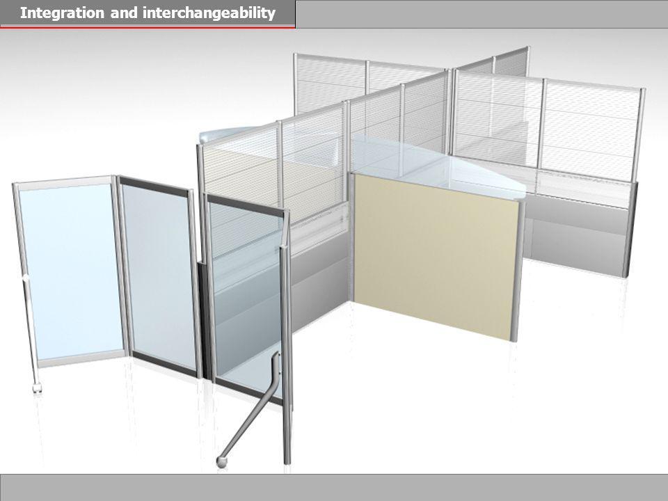 Linear worktops 1 60cm depth2 80cm depth