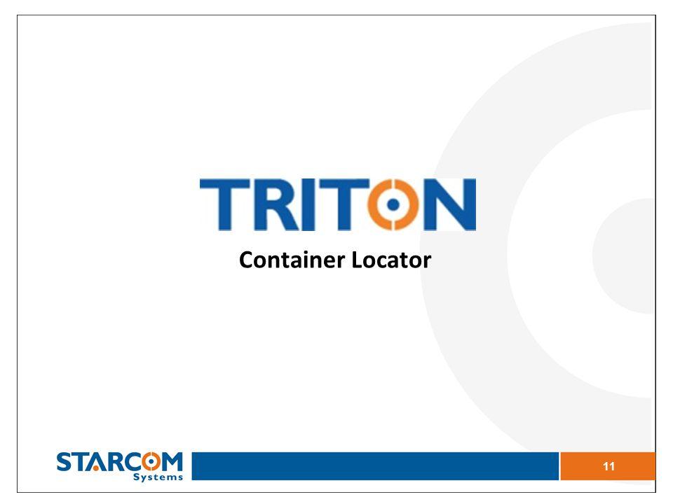11 Container Locator