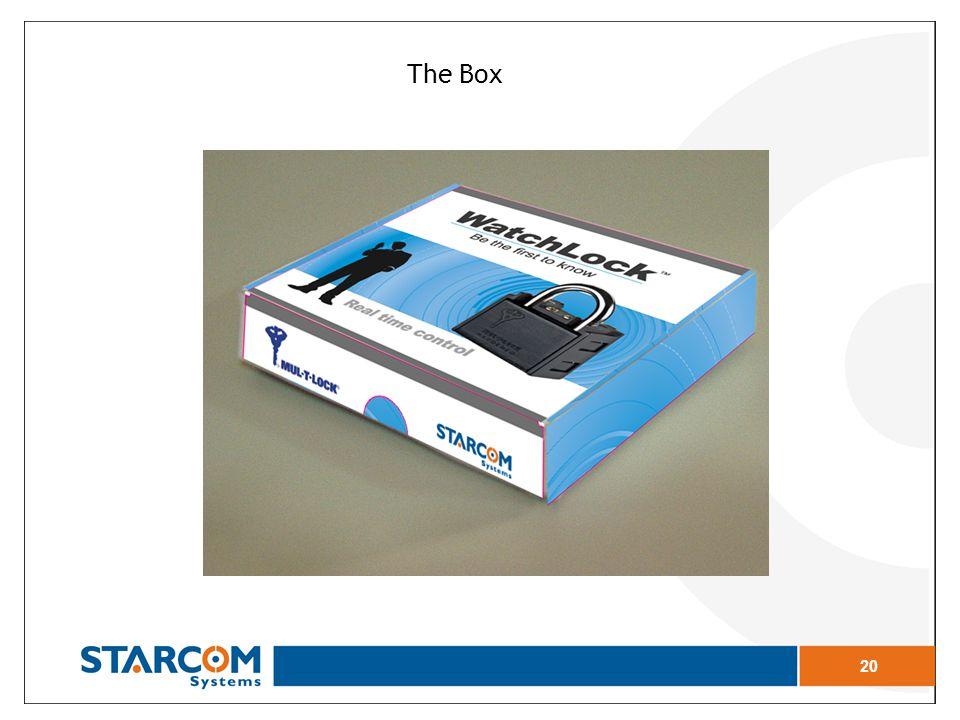 The Box 20