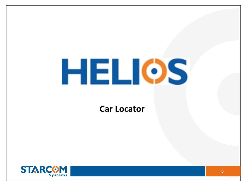 5 Car Locator
